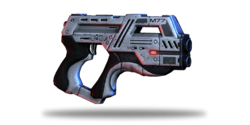 ME3 Paladin Heavy Pistol OR