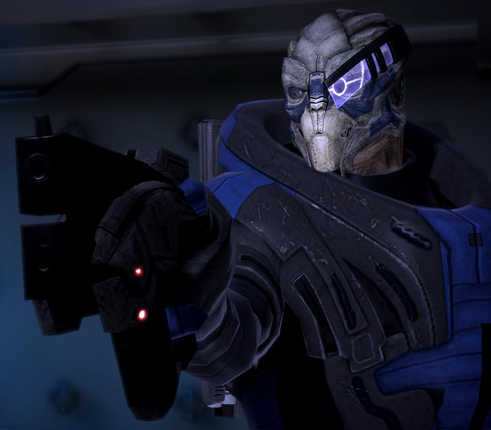 Garrus Vakarian Mass Effect Wiki