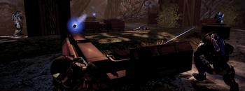 ME2 Combat wide - smaller