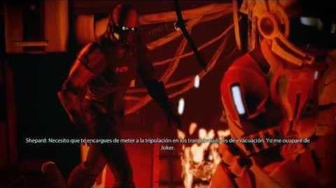 Intro Mass Effect 2 Español HD