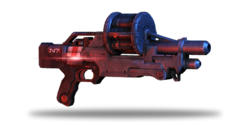 ME3 Piranha Assault Shotgun GUN2