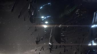 Dark space - harby awakening