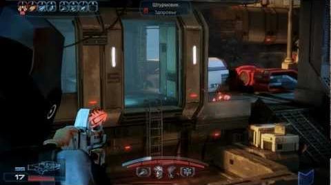 Mass Effect 3 Part 26 (N7 Похищения Цербером - Беннинг)