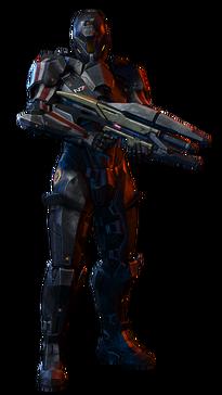 Разрушитель N7 ME3