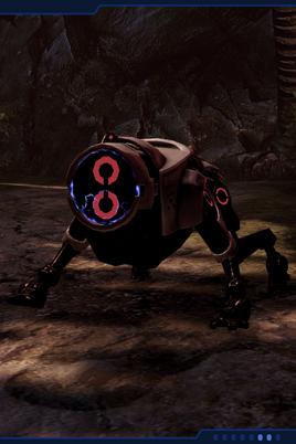 Робот Фенрис
