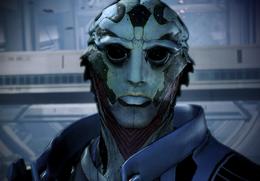 Kolyat - Mass Effect 3 - med-close up