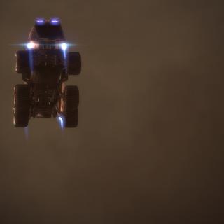 M35 Mako bei der Landung