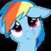 Rainbow dash avatar