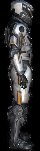 Броня Цербера ME3 (3)