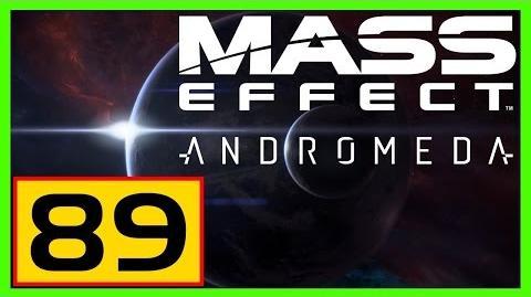 Прохождение Mass Effect Andromeda - ЗАСЛУЖИТЬ ЗНАЧОК 89