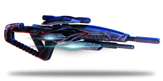 ME3 Javelin Sniper Rifle OR