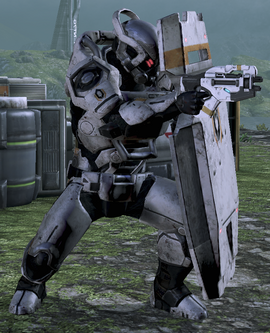 ME3 Cerberus Guardian