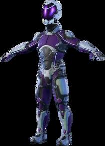 MEA Heleus Defender Armor Set