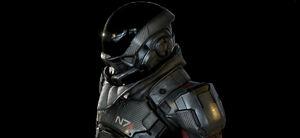 Pathfinder armor 003