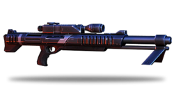 ME3 Black Widow Sniper Rifle OR