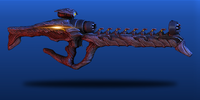 ME3 Collector Sniper Rifle