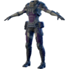 MEA Scavenger Armor