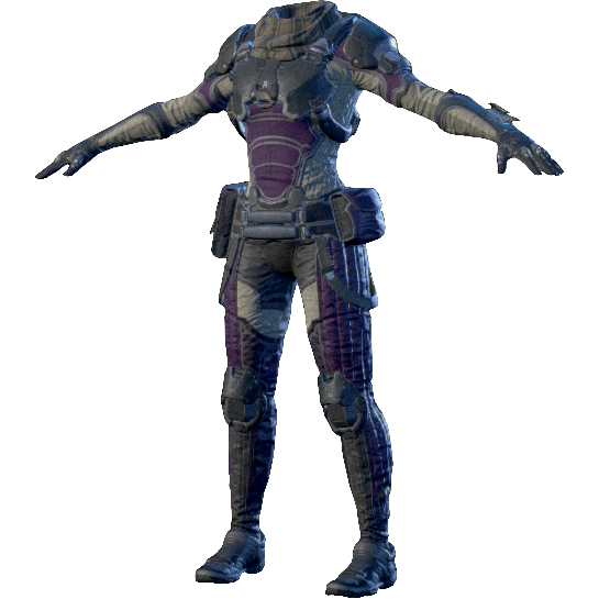 Scavenger Armor Mass Effect Wiki Fandom Powered By Wikia