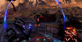 Andromeda mass effect gameplay