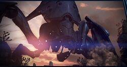 ME3. Reapers Codex