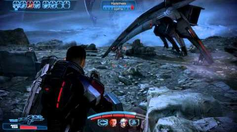 Mass Effect 3 Part 8 (Менае Аванпост - Примарх)