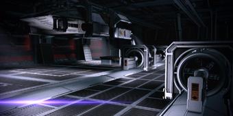 ME2 plot - oculus fight