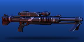 ME3 Black Widow Sniper Rifle