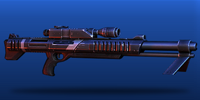ME3 Black Widow Sniper Rifle