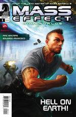 Mass Effect - Homeworlds nr 1