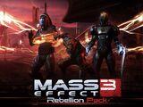 Mass Effect 3: Pack Rébellion