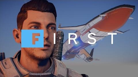 Mass Effect Andromeda - Touring the Tempest and Meeting the Crew - IGN First