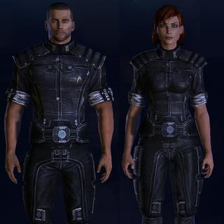 Kampf-Uniform