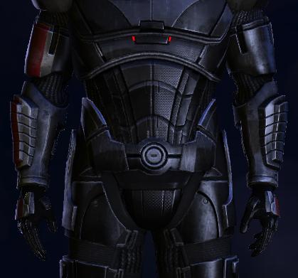 Armor Customization (Mass Effect 3) | Mass Effect Wiki | FANDOM ...