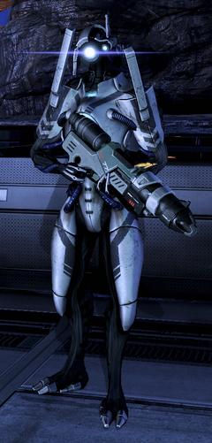 ME3 Geth Rocket Trooper