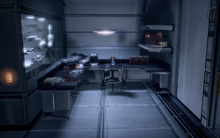 Normandy-cabin-working-space