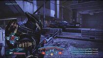 ME3 Striker gameplay turiano