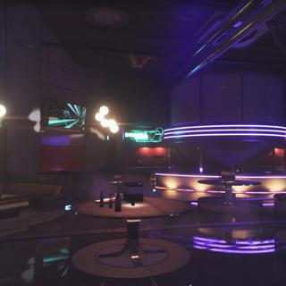 Die Vortex Lounge