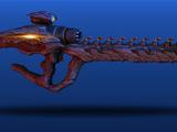 Rifle francotirador recolector