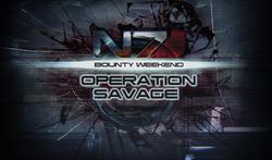 N7 Operation Savage
