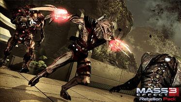 ME3 DLC Восстание 2