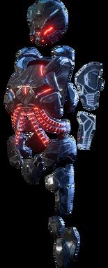 MEA Remnant Heritage Armor Set