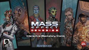 Mass Effect Génesis WiiU