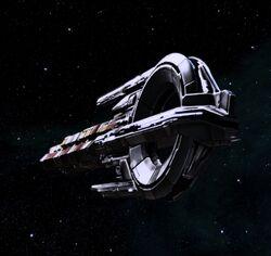 Quarianischen-abgesandten-schiff