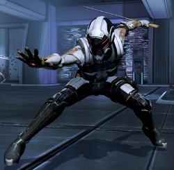 ME3 Cerberus Phantom