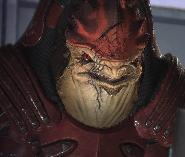 Urdnot Wrex Mass Effect Wiki Fandom Powered By Wikia