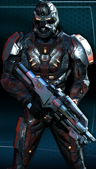 Equipment (Mass Effect: Infiltrator) | Mass Effect Wiki