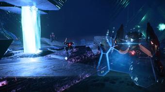 Voeld vault - core guardians 4