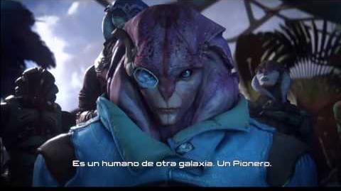 Mass Effect Andromeda – Tráiler detallado en español