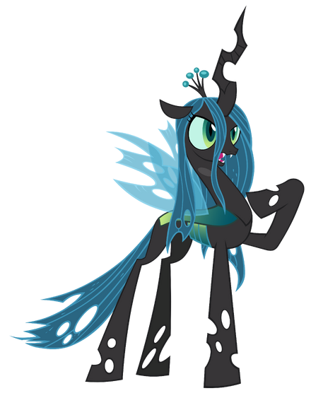 Queen chrysalis by makintosh9