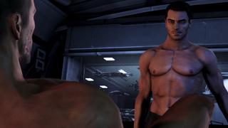 Kaidan - Shepard